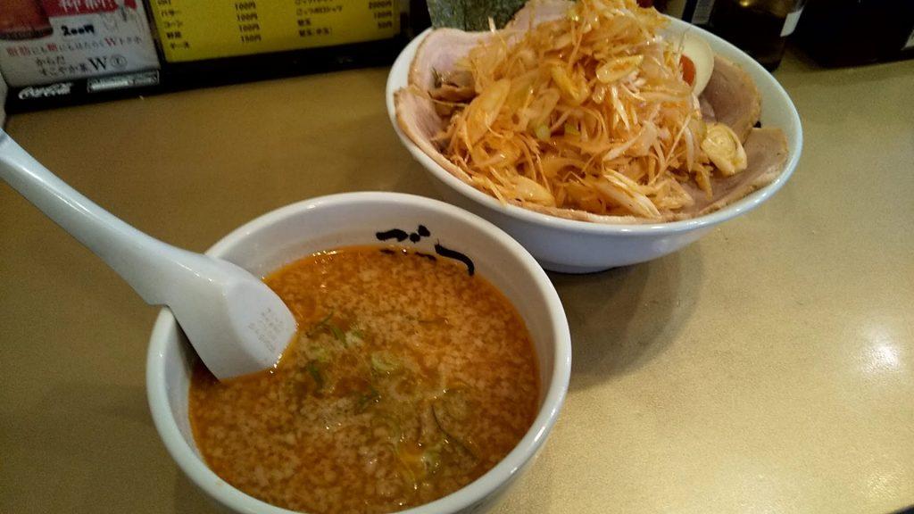 ごっつのつけ麺