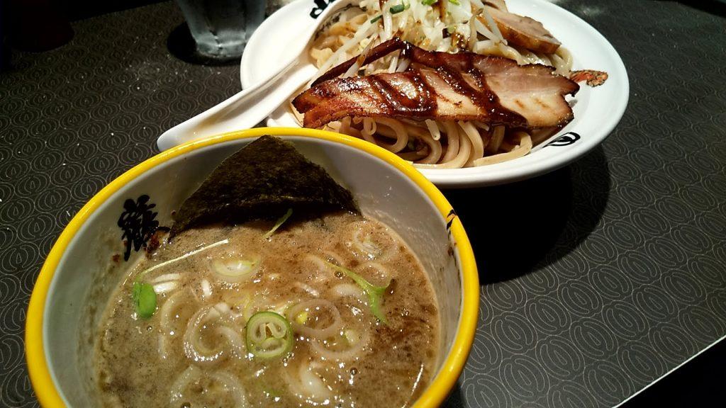 麺屋武蔵巌虎の巌虎濃厚つけ麺