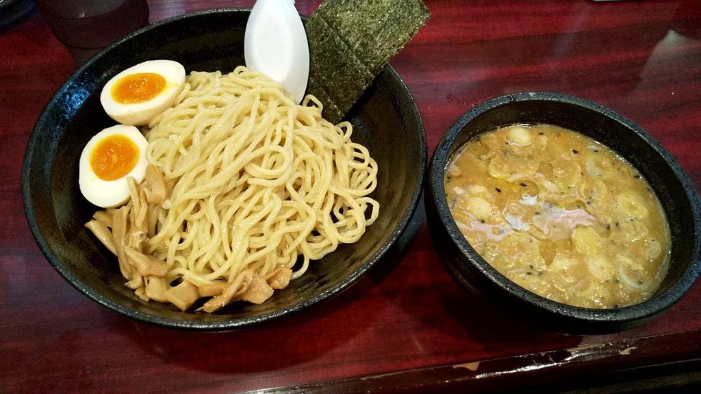 なりたけ錦糸町店の味噌つけ麺