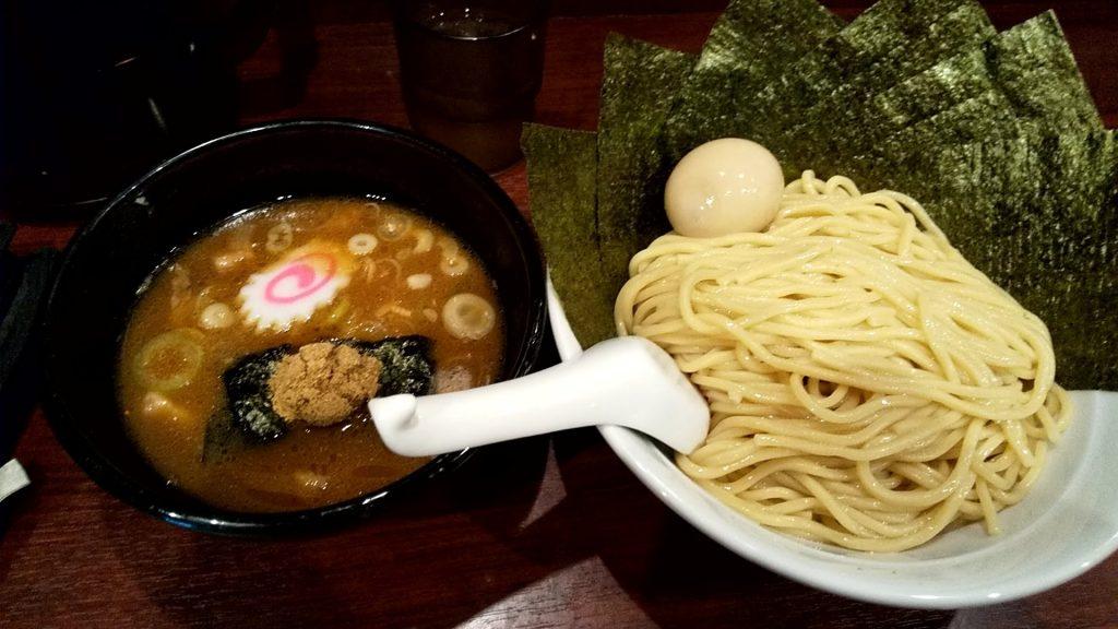 大勝軒まるいち渋谷店のつけ麺