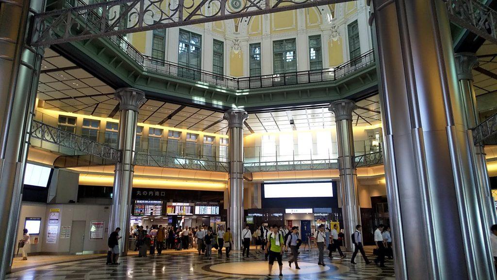 東京駅の大広間