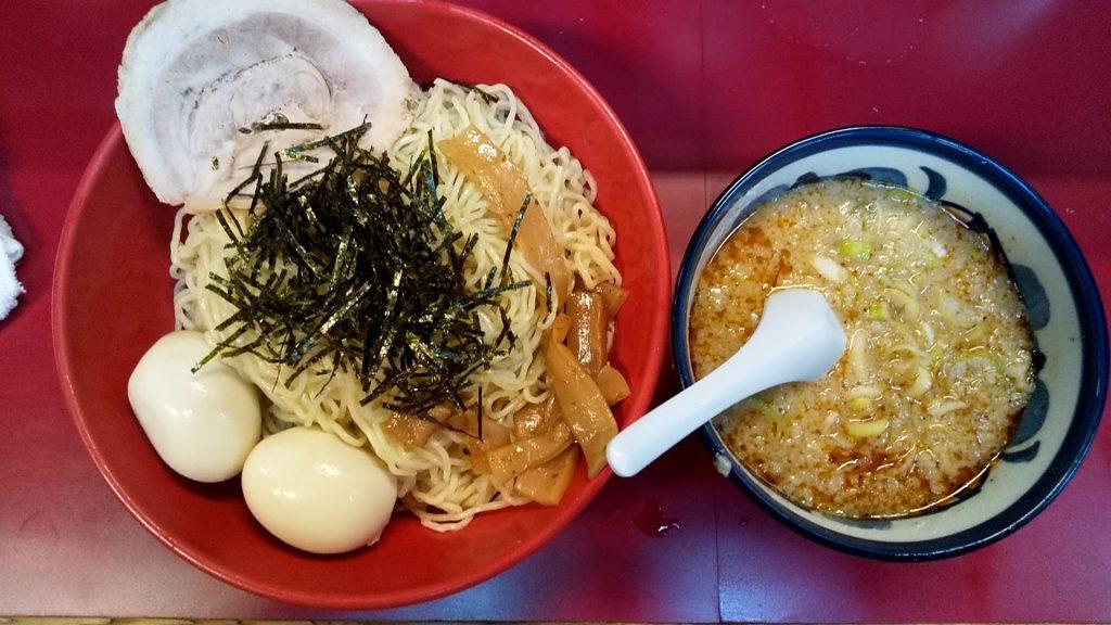 らーめん弁慶のつけ麺