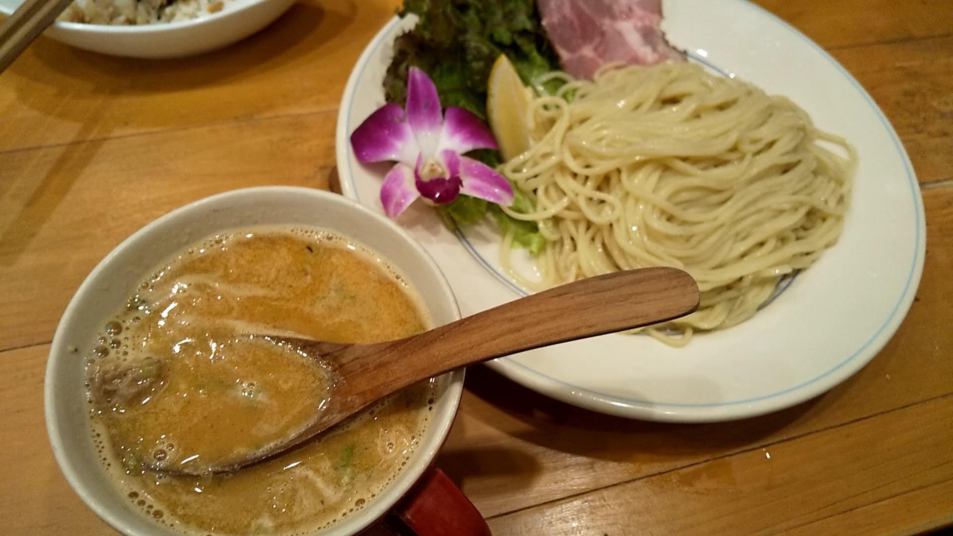Hulu-luのつけ麺