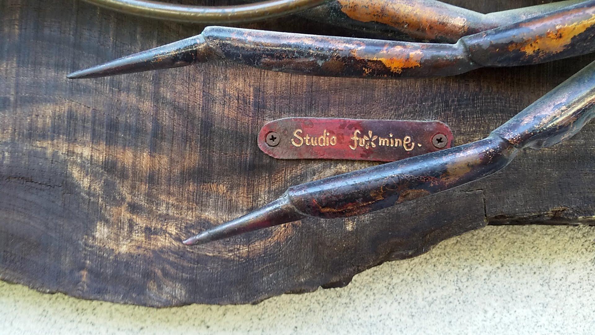 五ノ神製作所の看板に書かれているサイン