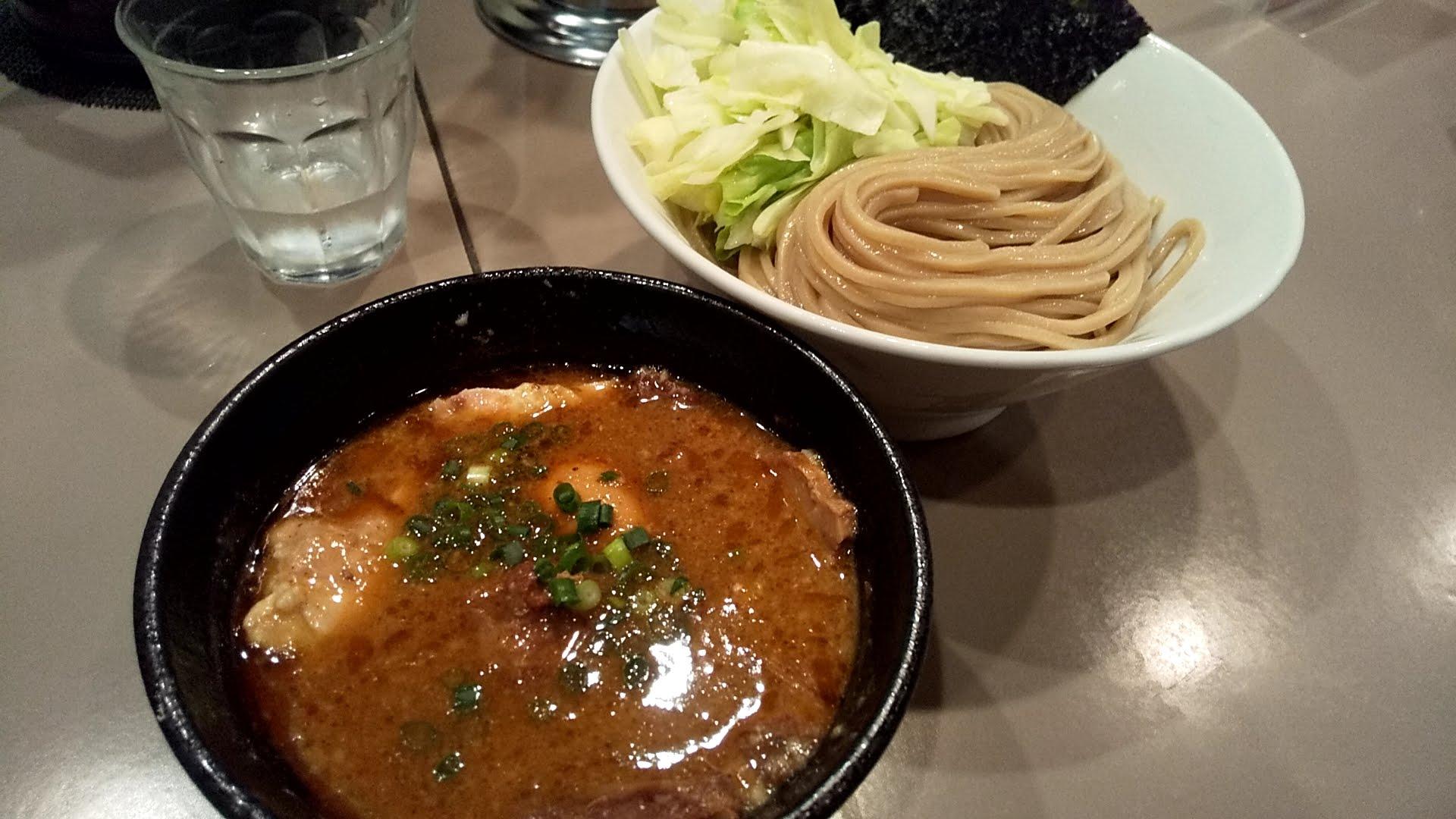 五ノ神製作所の海老つけ麺