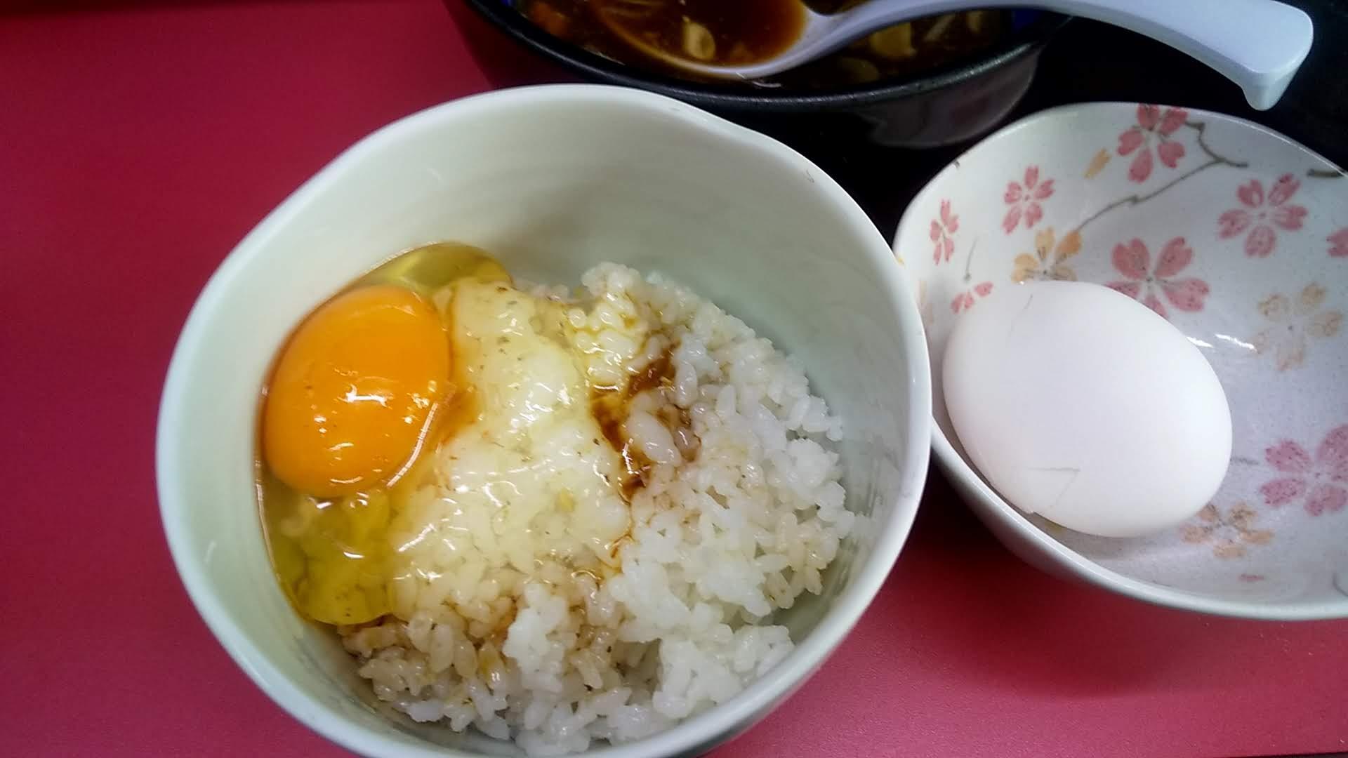 えどやの卵かけご飯